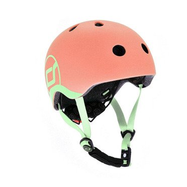 Scoot and Ride | Kask XXS-S | 1-5 Lat | Peach
