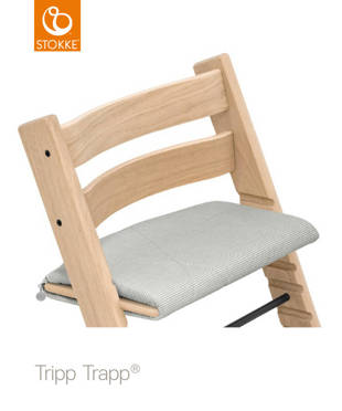 Stokke | Tripp Trapp Junior Cushion | Poduszka | Nordic Grey