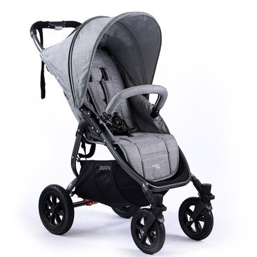 VALCO BABY | SNAP 4 SPORT |  WÓZEK SPACEROWY | TAILOR MADE GREY MARLE